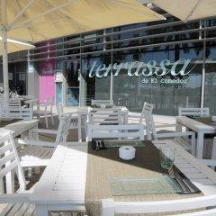Отель Occidental Atenea Mar - Adults Only Испания, Барселона - - забронировать отель Occidental Atenea Mar - Adults Only, цены и фото номеров приотельная территория фото 2