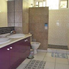 Отель Appartement 2 chambres vue mer ванная