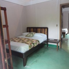 Отель Cabinas Tropicales Puerto Jimenez Ринкон комната для гостей фото 3