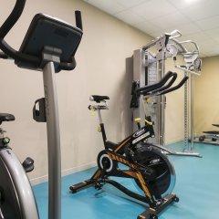 Отель Auto Hogar фитнесс-зал