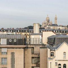 Отель At Gare du Nord Франция, Париж - 6 отзывов об отеле, цены и фото номеров - забронировать отель At Gare du Nord онлайн балкон