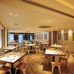Отель Ascott Raffles Place Singapore питание