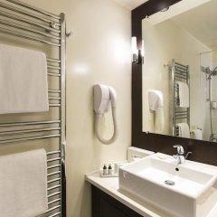 Отель Citadines Republique Paris ванная