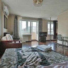 Апартаменты Elegant Studio on Marinoy Rosha Москва комната для гостей фото 4