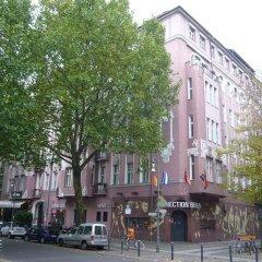 Отель ArtHotel Connection вид на фасад фото 2