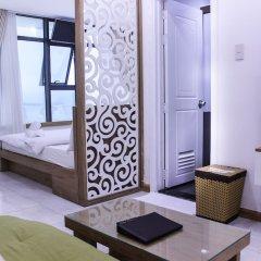 Апарт-отель Gold Ocean Nha Trang ванная фото 2