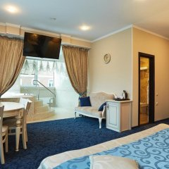 Гостиница Европа комната для гостей фото 7