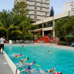 Отель Honduras Maya Гондурас, Тегусигальпа - отзывы, цены и фото номеров - забронировать отель Honduras Maya онлайн пляж фото 2