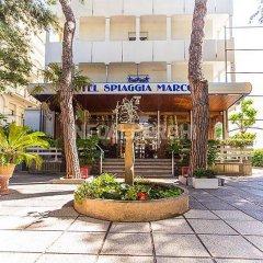 Отель Spiaggia Marconi Римини фото 2