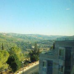 Ein Kerem Hotel Израиль, Иерусалим - отзывы, цены и фото номеров - забронировать отель Ein Kerem Hotel онлайн балкон