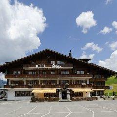 Hotel Alphorn парковка