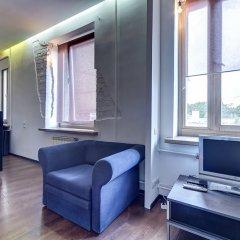 Апартаменты СТН Апартаменты на Караванной Стандартный номер с разными типами кроватей фото 16