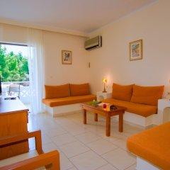 Отель Porfi Beach Hotel Греция, Ситония - 1 отзыв об отеле, цены и фото номеров - забронировать отель Porfi Beach Hotel онлайн комната для гостей фото 2