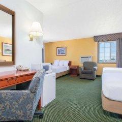 Отель Days Inn by Wyndham Great Bend США, Хойзингтон - отзывы, цены и фото номеров - забронировать отель Days Inn by Wyndham Great Bend онлайн сауна