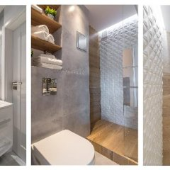 Отель P&O Apartments Centralny Польша, Варшава - отзывы, цены и фото номеров - забронировать отель P&O Apartments Centralny онлайн ванная