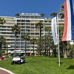 Le Grand Hotel Cannes Канны парковка