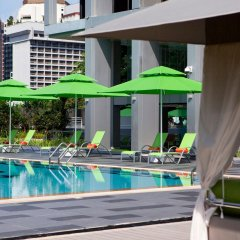 Отель 8 on Claymore Serviced Residences Сингапур, Сингапур - отзывы, цены и фото номеров - забронировать отель 8 on Claymore Serviced Residences онлайн бассейн