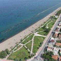 Villa Dikili Apart & Residence & Hotel Турция, Дикили - отзывы, цены и фото номеров - забронировать отель Villa Dikili Apart & Residence & Hotel онлайн пляж фото 2