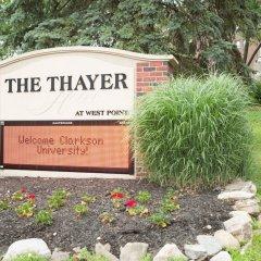 Thayer Hotel фото 9
