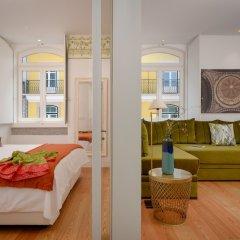 Отель Aurea Once Upon A House Лиссабон комната для гостей фото 3