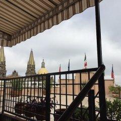 Hotel RC Plaza Liberación балкон