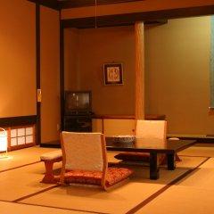 Отель Iwayu Ryokan Мисаса удобства в номере