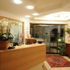 Hotel FleurAlp Чермес интерьер отеля фото 3