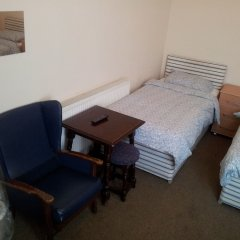 Отель The Knowsley B&B Великобритания, Ливерпуль - отзывы, цены и фото номеров - забронировать отель The Knowsley B&B онлайн удобства в номере фото 2