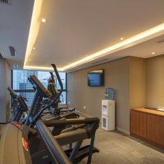 Comodo Nha Trang Hotel фитнесс-зал фото 2