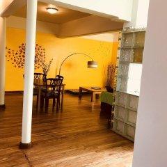 Отель Chillout Flat Bed & Breakfast Мехико интерьер отеля