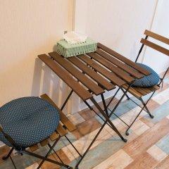 Galo Hostel Kobe Кобе удобства в номере фото 2