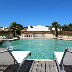 Отель Obidos Lagoon Wellness Retreat бассейн фото 3