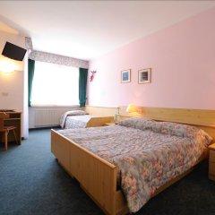 Alpine Touring Hotel Долина Валь-ди-Фасса комната для гостей фото 5