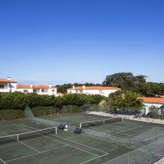 Отель The Village Praia D El Rey Golf & Beach Resort Обидуш спортивное сооружение