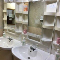 Отель Japanese Ryokan Kashima Honkan Фукуока ванная