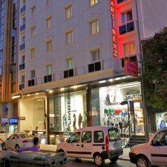 Hotel Central Playa городской автобус