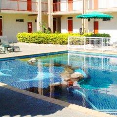 Trans International Hotel бассейн фото 3
