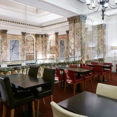 Отель The Grand At Trafalgar Square Лондон питание