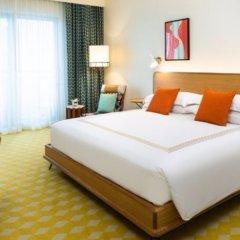Отель The Confidante - in the Unbound Collection by Hyatt 4* Стандартный номер с различными типами кроватей фото 17