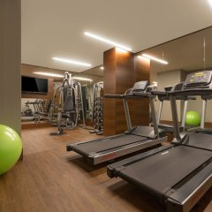 AC Hotel Istanbul Macka фитнесс-зал