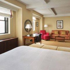 Отель New York Marriott East Side США, Нью-Йорк - отзывы, цены и фото номеров - забронировать отель New York Marriott East Side онлайн комната для гостей фото 5
