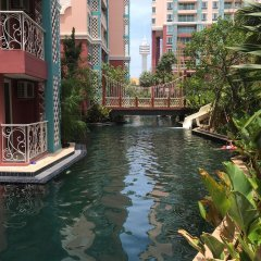 Отель Grande Caribbean Pattaya With Waterpark Free Wifi Паттайя