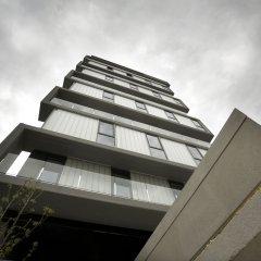 Апартаменты Cosmo Apartments Sants Барселона вид на фасад