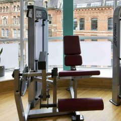 Отель Novotel Manchester Centre фитнесс-зал фото 4