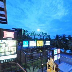 Отель The Bedrooms Hostel Pattaya Таиланд, Паттайя - отзывы, цены и фото номеров - забронировать отель The Bedrooms Hostel Pattaya онлайн спортивное сооружение