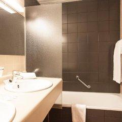 Отель Hôtel Van Belle 3* Стандартный номер с двуспальной кроватью фото 13