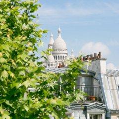 Отель SoChic Suites Paris Montmartre