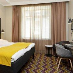 Отель Scandic Oslo City Норвегия, Осло - 1 отзыв об отеле, цены и фото номеров - забронировать отель Scandic Oslo City онлайн комната для гостей фото 5