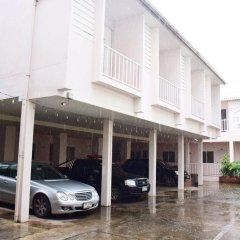 KK Centrum Hotel парковка