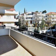 Отель Pandora Residence Албания, Тирана - отзывы, цены и фото номеров - забронировать отель Pandora Residence онлайн балкон